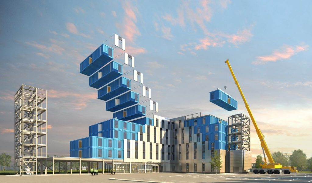 why build modular