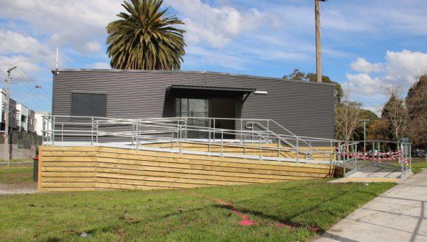 ascot vale - modular building