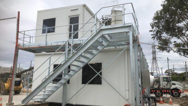 industrial modular building